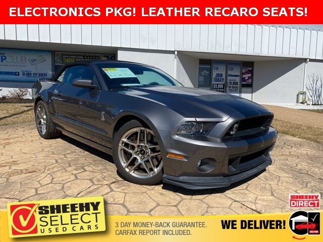 2014 Ford Mustang Shelby GT500 Richmond VA
