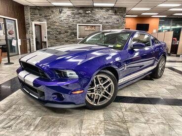 2014_Ford_Mustang_Shelby GT500_ Worcester MA