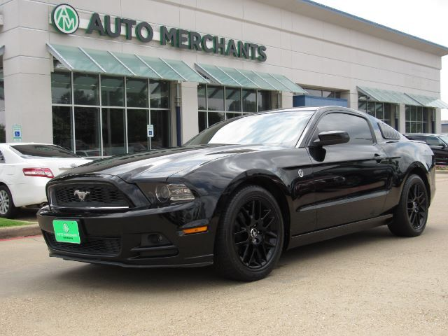2014 Ford Mustang V6 Coupe 3.7 AUTOMATIC RWD CLOTH SEATS, BLUETOOTH CONNECTIVITY, STEERING WHEEL CONTROLS Plano TX