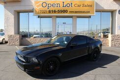 2014_Ford_Mustang_V6 Coupe_ Las Vegas NV