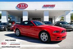 2014_Ford_Mustang_V6 Covertible_ Naples FL