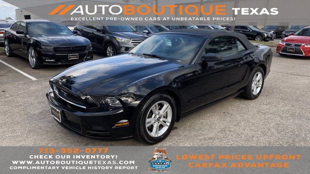 2014 Ford Mustang V6 Houston TX