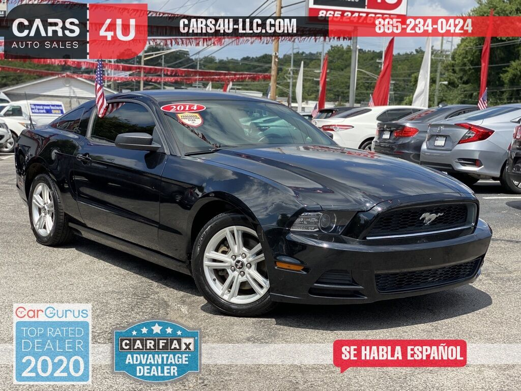 2014 Ford Mustang V6 Knoxville TN