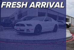 2014_Ford_Mustang_V6_ Mission TX