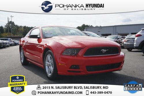 2014_Ford_Mustang_V6 **ONE OWNER**_ Salisbury MD