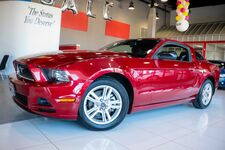 2014 Ford Mustang V6 Performance Package Tech Package