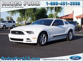 2014_Ford_Mustang_V6_ Phoenix AZ