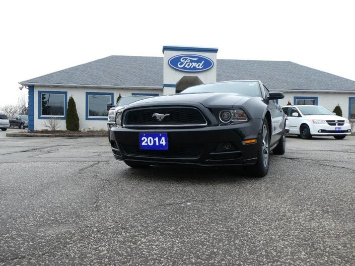 2014 Ford Mustang V6 Premium - LOW KMS - BLUETOOTH - CRUISE CONTROL Essex ON
