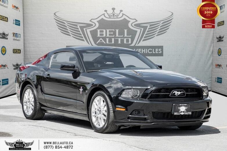 2014 Ford Mustang V6 Premium, COUPE, HEATED SEATS, PWR SEAT Toronto ON