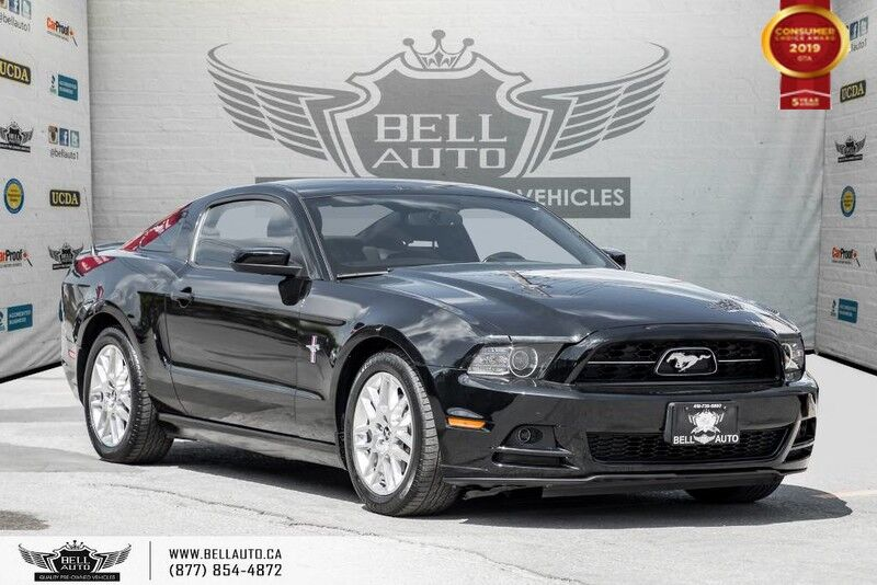 2014 Ford Mustang V6 Premium, COUPE, HEATED SEATS, PWR SEAT