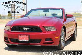 2014_Ford_Mustang_V6 Premium_ Lubbock TX
