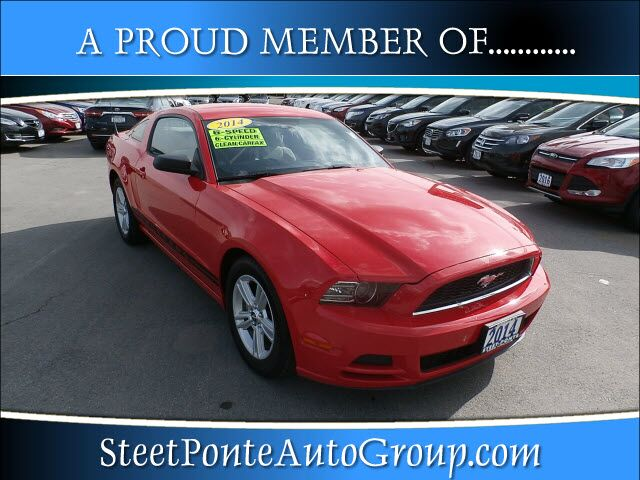 2014 Ford Mustang V6 Yorkville NY