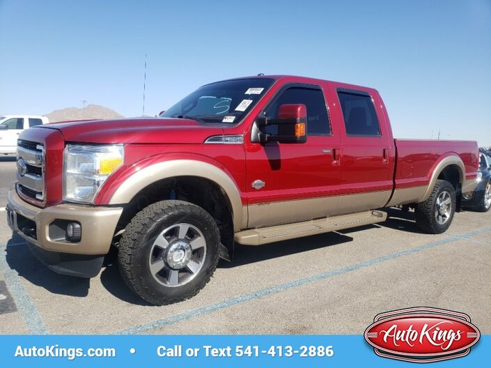 2014 Ford Super Duty F-250 4WD Crew Cab 172 King Ranch Bend OR