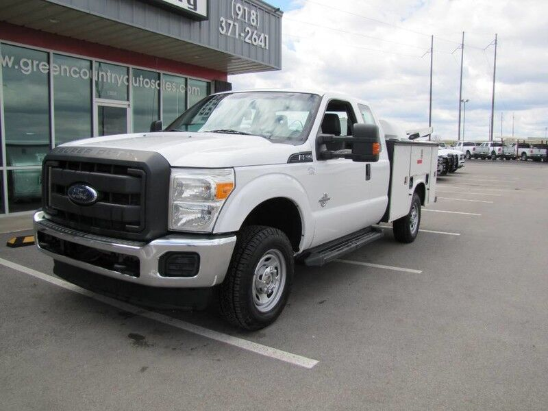 2014 Ford Super Duty F-250 4x4 Diesel Utility