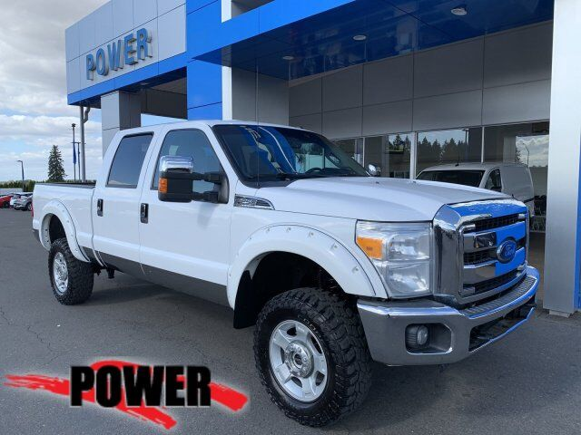 2014 Ford Super Duty F-250 SRW  Corvallis OR