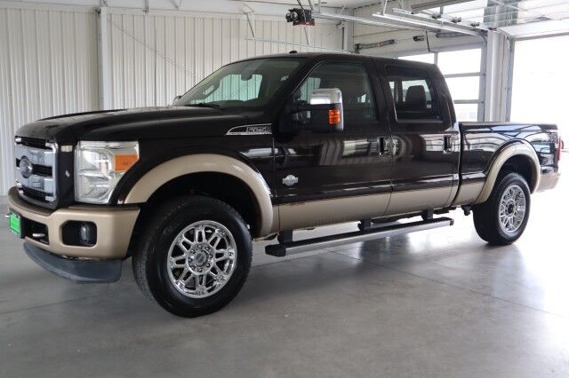 2014 Ford Super Duty F-250 SRW King Ranch Fallon NV