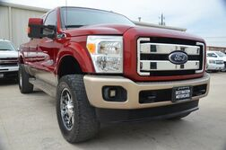Ford Super Duty F-250 SRW King Ranch 2014