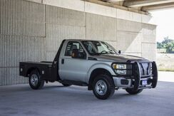 2014_Ford_Super Duty F-250 SRW_XL Flat Bed 4X4_ Mineola TX