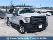 2014 Ford Super Duty F-250 SRW XL South Burlington VT