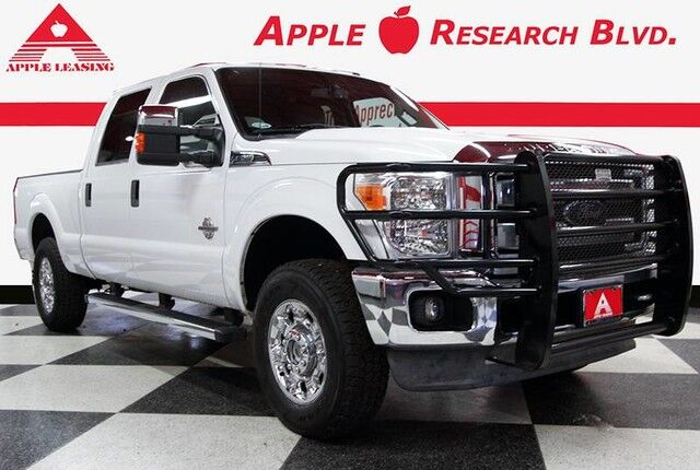 2014 Ford Super Duty F-250 SRW XLT Austin TX