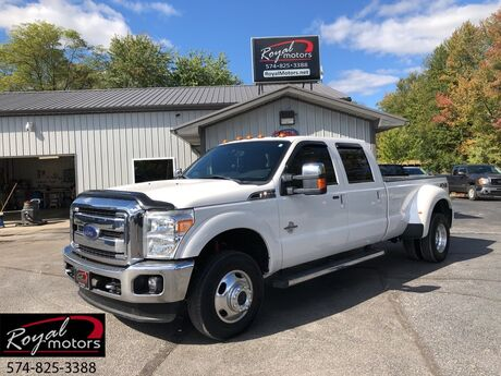 2014 Ford Super Duty F-350 DRW Lariat Middlebury IN