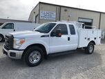 2014 Ford Super Duty F-350 Extended Cab Service Body XL