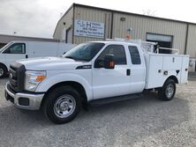 Ford Super Duty F-350 Extended Cab Service Body XL 2014