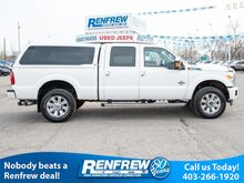 2014_Ford_Super Duty F-350_Platinum, 6.7L Powerstroke, Sunroof, Navi, Leather, Remote Start, Heated/Cooled Leather_ Calgary AB