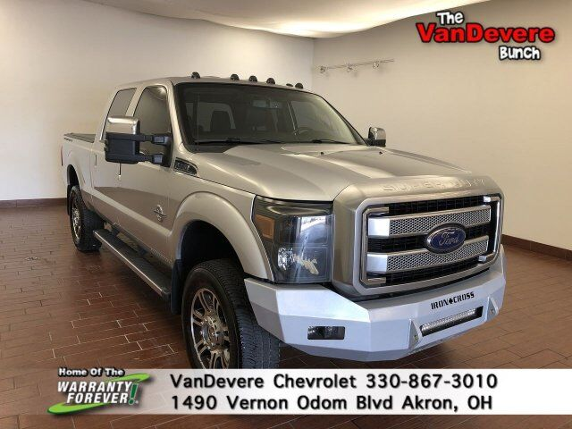 2014 Ford Super Duty F-350 SRW  Akron OH