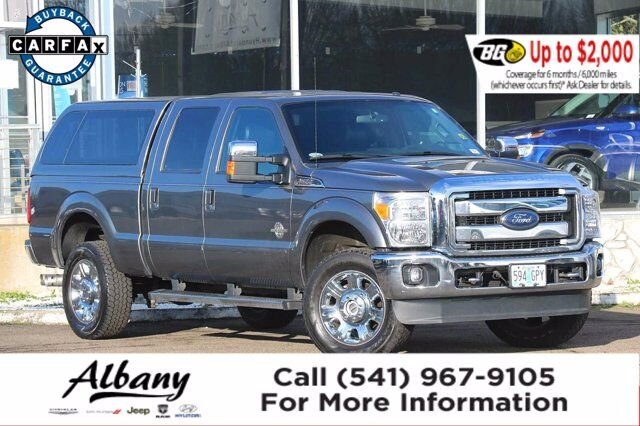 2014 Ford Super Duty F-350 SRW Lariat Albany OR