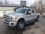 2014 Ford Super Duty F-350 SRW Platinum