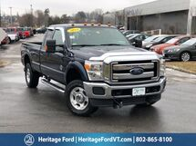 2014 Ford Super Duty F-350 SRW XLT South Burlington VT