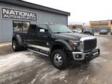 2014 Ford Super Duty F-450 DRW Lariat - CLEAN CAR PROOF, NAVIGATION, HEATED LEATHER Lethbridge AB