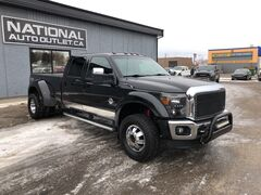 2014 Ford Super Duty F-450 DRW Lariat - CLEAN CAR PROOF, NAVIGATION, HEATED LEATHER