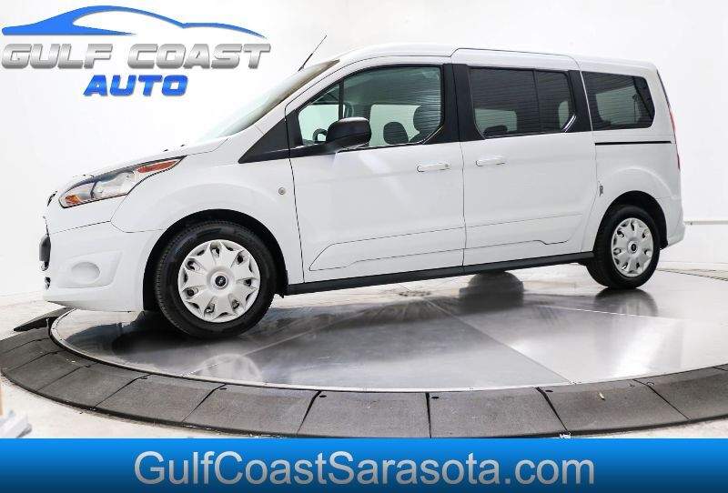 2014 Ford TRANSIT CONNECT WAGON XLT WAGON CARGO VAN RUNS GREAT COLD AC Sarasota FL