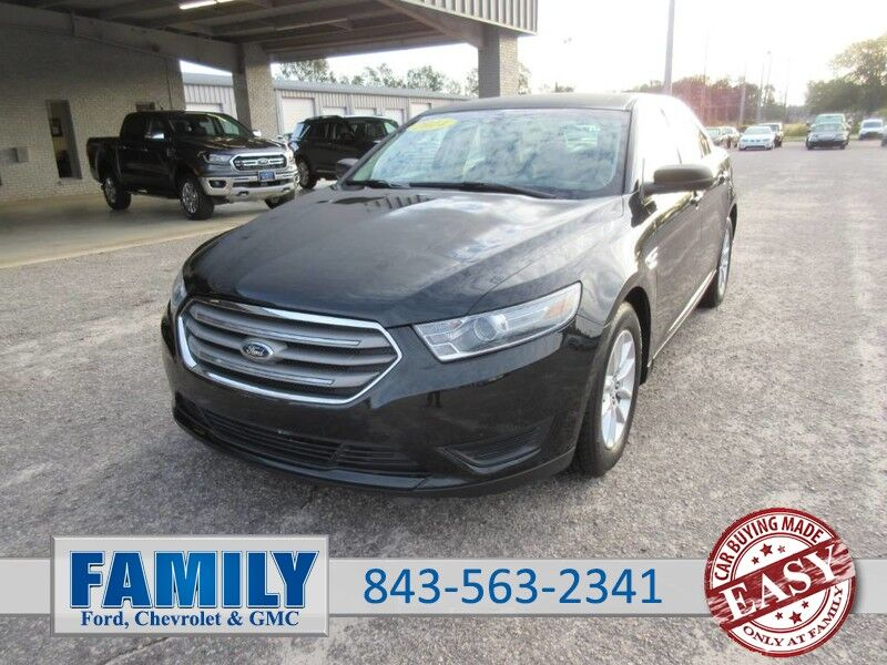 2014 Ford Taurus 4dr Sedan SE FWD St. George SC