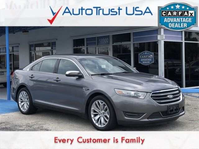 2014 Ford Taurus Limited Miami FL