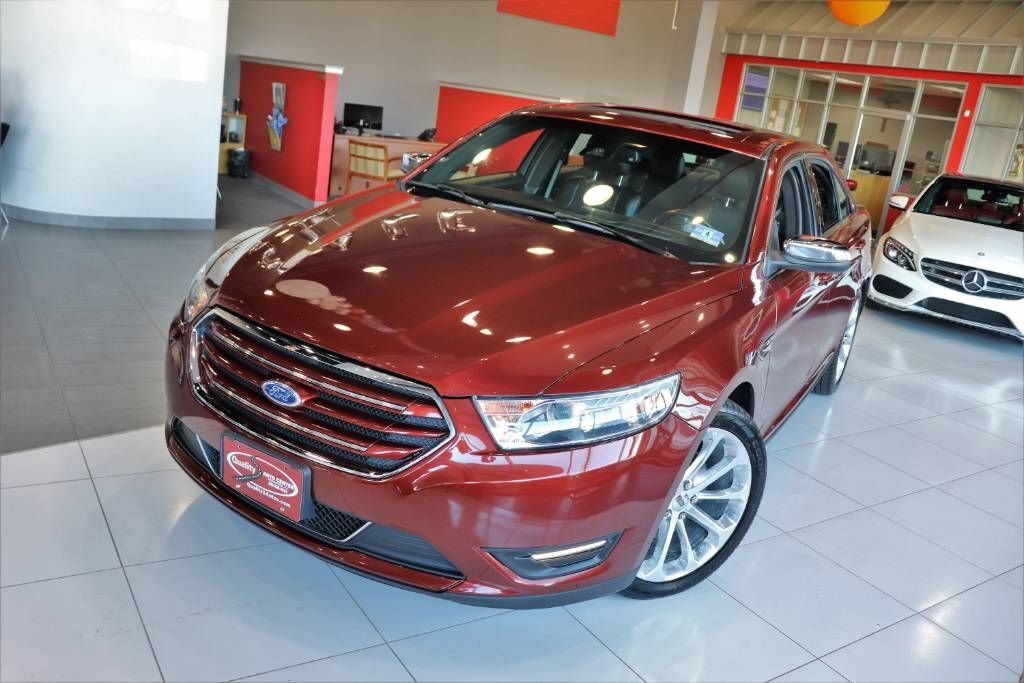 2014 Ford Taurus Limited Sunroof Navigation Blind Spot Backup Camera 1 Owner Springfield NJ