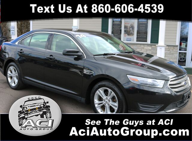 2014 Ford Taurus SEL East Windsor CT