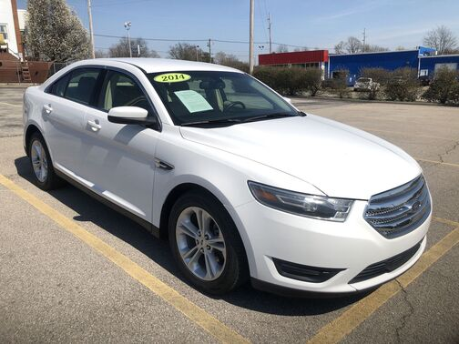 2014_Ford_Taurus_SEL FWD_ Frankfort KY