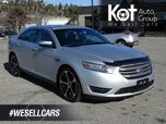 2014 Ford Taurus SEL, Heated Leather Seats, AWD, Sunroof, Touch Screen, Back-up Camera
