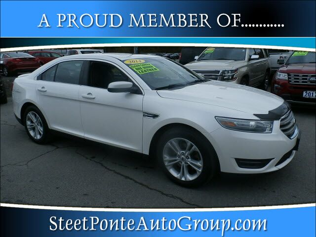 2014 Ford Taurus SEL Yorkville NY