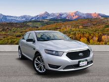 2014_Ford_Taurus_SHO_ Trinidad CO