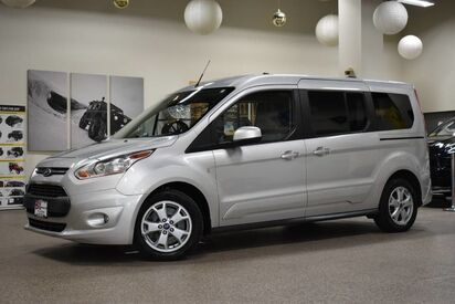 2014_Ford_Transit Connect 7 Passenger_Titanium_ Boston MA