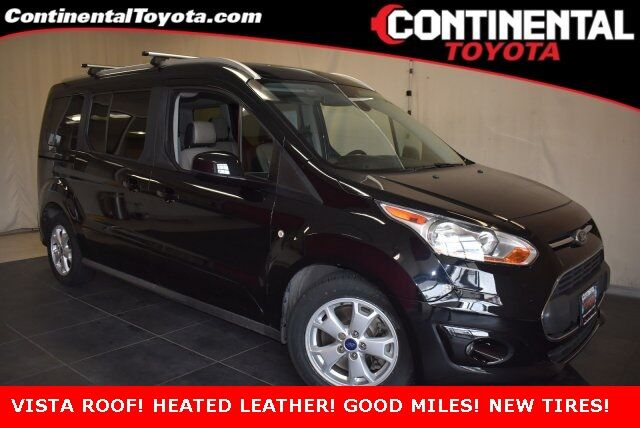 2014 Ford Transit Connect Titanium Chicago IL