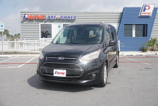 2014 Ford Transit Connect Wagon Titanium Weslaco TX