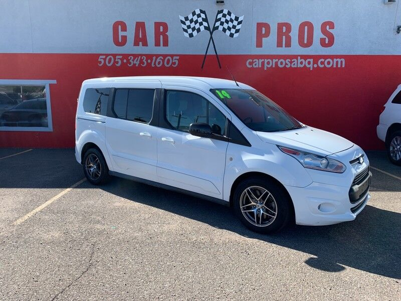 2014 Ford Transit Connect Wagon