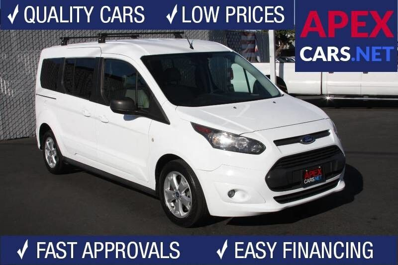 2014 Ford Transit Connect Wagon XLT Fremont CA