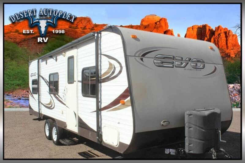2014 Forest River Stealth Evo T2250 Travel Trailer Mesa AZ