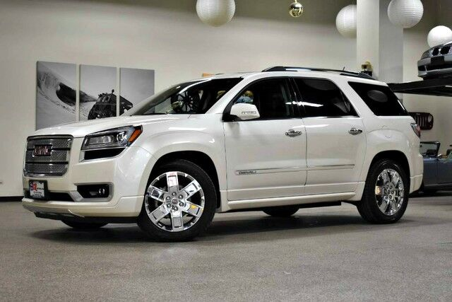 2014 GMC Acadia Denali Boston MA